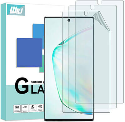 WRJ Samsung Galaxy Note 10 Plus 5G Screen Protector