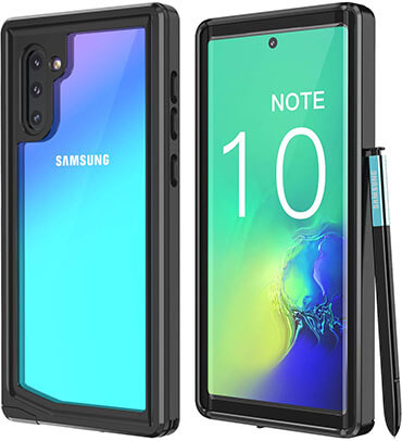 Red2Fire Galaxy Note 10 Case