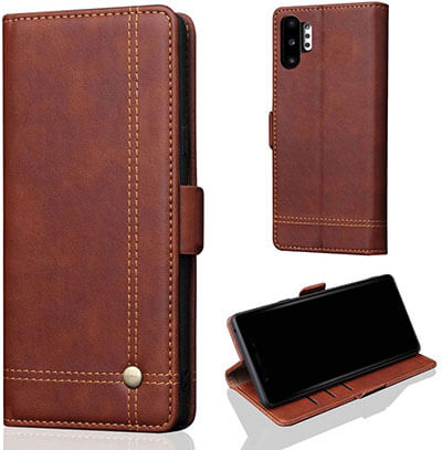 Sanke Samsung Galaxy Note 10 Plus Wallet Case