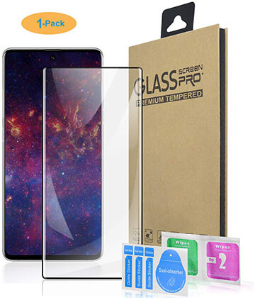 WATACHE Galaxy Note 10 Screen Protector Tempered Glass Film