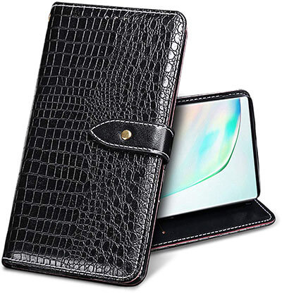 GREATRULY Galaxy Note 10 Plus Wallet Case