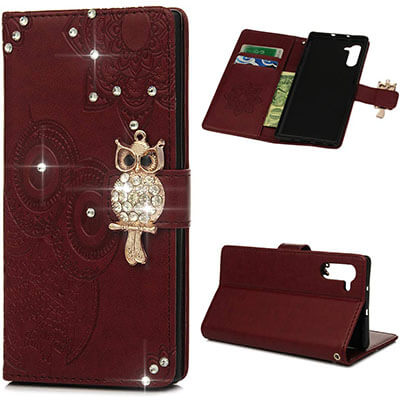 Mavis's Diary Galaxy Note 10 Wallet Case