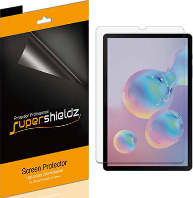 Supershieldz Screen Protector for Samsung Galaxy Tab S6 10.5 inch