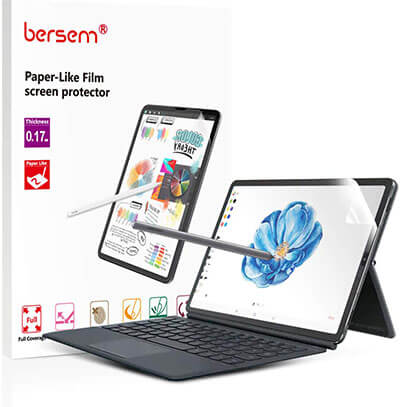 BERSEM Screen Protector for Samsung Galaxy Tab
