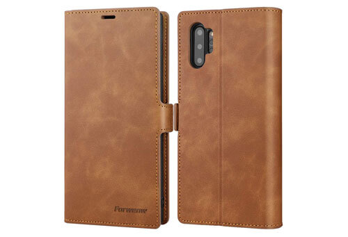 Top 10 Best Galaxy Note 10 Plus Wallet Cases in 2019 Reviews