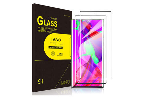 Top 10 Best Galaxy Note 10 Screen Protectors in 2019 Reviews