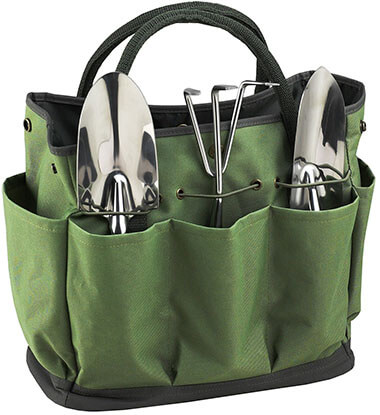 Picnic at Ascot Gardening Tote Bag