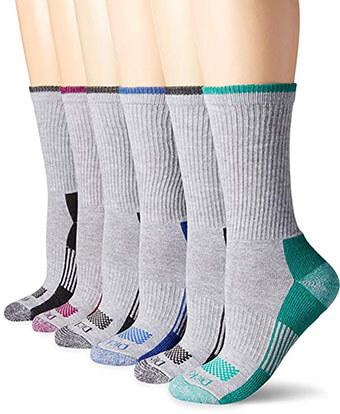 Dickies Women's Dritech Crew Sock