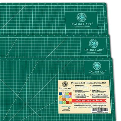 Calibre Art Self Healing Rotary Cutting Mat