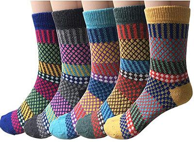 Justay Women's Wool Socks