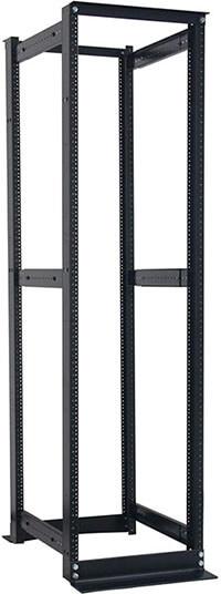 Rising Electronics 42U 4 Post Open Frame Server Rack