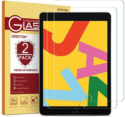 Omoton Screen Protector for iPad 10.2