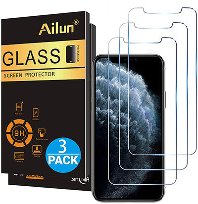 Ailun for Apple iPhone 11 Pro Max/iPhone Xs Max Screen Protector