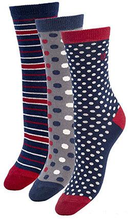 1SOCK2SOCK Women's Casual Crew Sock