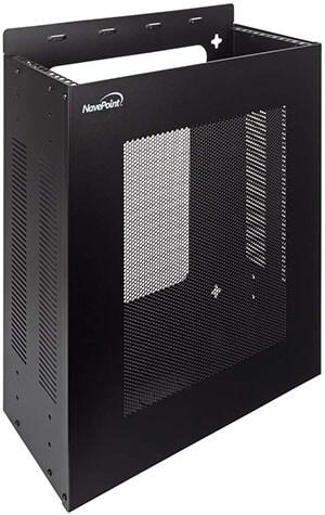 NavePoint 4U Wall Mountable Server Rack