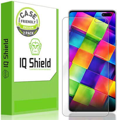 IQ Shield Screen Protector Galaxy S10 5G 6.7 inch Compatible