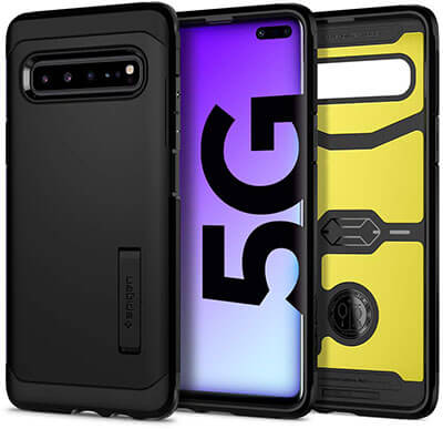 Spigen Tough Armor Galaxy S10 5G Case