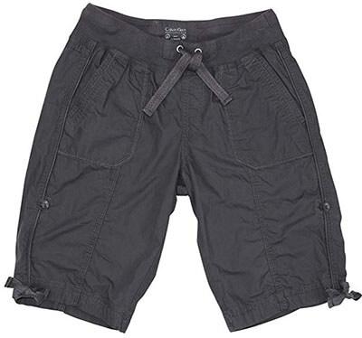Calvin Klein Performance Women's Cargo Athleisure Shorts