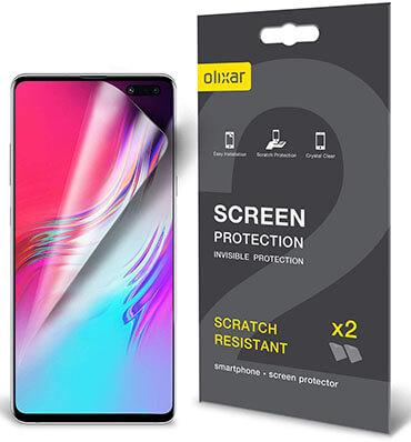 Olixar Screen Protector Galaxy S10 5G