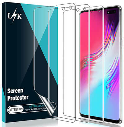LK Self-Healing Screen Protector for Galaxy S10 5G