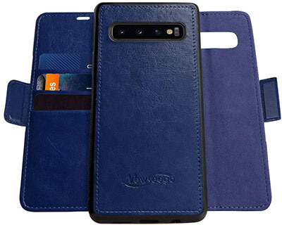 Newseego Samsung S10 5G Leather Wallet Case