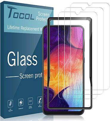 TOCOL HD Samsung Galaxy A50 Screen Protector