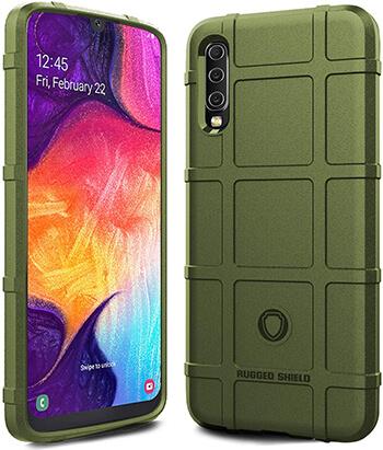 Sucnakp Galaxy A5, A50S, A30S TPU Case
