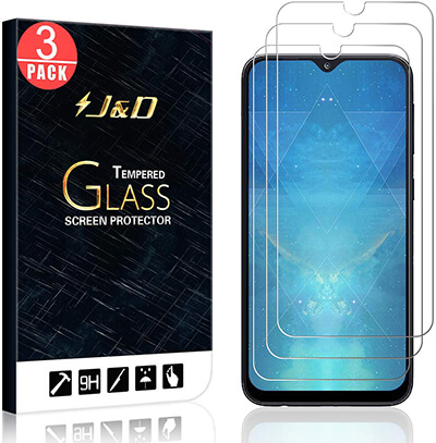 J&D Compatible for 3-Pack Galaxy A10e