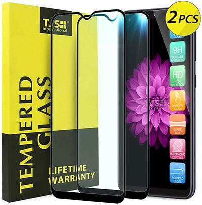 TJS screen protector for Samsung Galaxy A10E