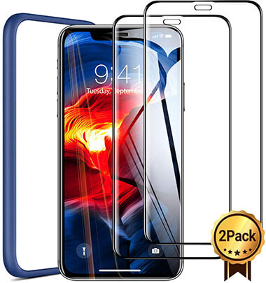 TORRAS iPhone 11 Pro X/XS 9H Screen Protector