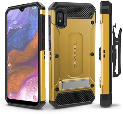 Evocel Galaxy A10e Case