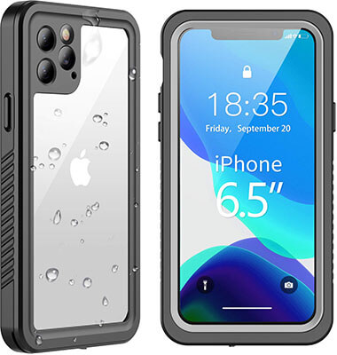 SPIDERCASE iPhone 11 Pro Max Case