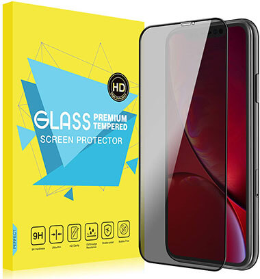 MoKo iPhone 11 Pro Tempered Glass Privacy Screen Protector