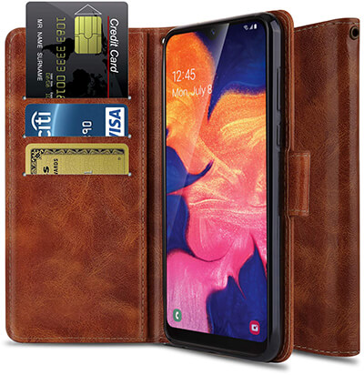 OTOONE Wallet Case for Galaxy A10e