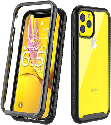 Touber Clear Case for iPhone 11 Pro Max