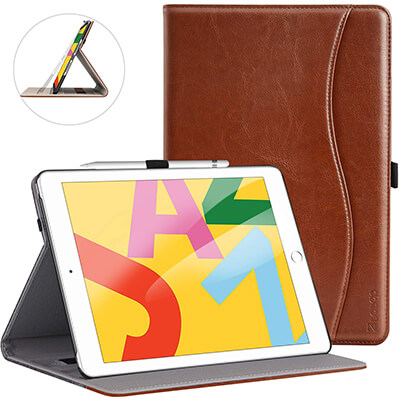 Ztotopcase Cover for iPad 10.2