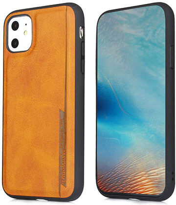 BeautyWill Case iPhone 11 Leather Case