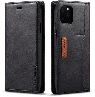 DEFBSC iPhone 11 Wallet Case