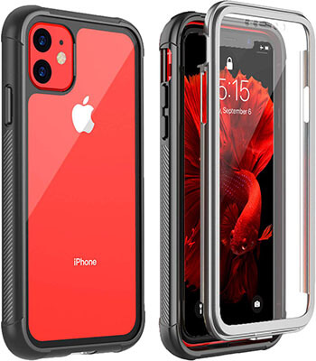 YESHON Clear Designed iPhone 11 Case