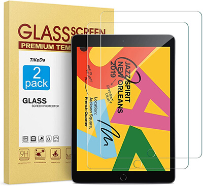 TiKeDa Screen Protector for iPad 10.2