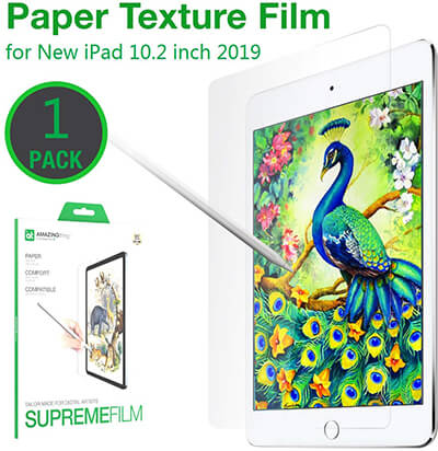 AMAZINGthing Screen Protector for iPad 10.2
