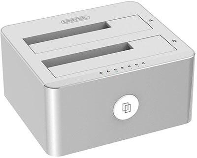 UNITEK Aluminum USB 3.0 to SATA External Hard Drive Dock