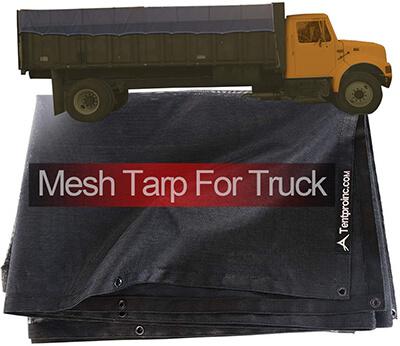 Tentproinc Truck Mesh Tarp