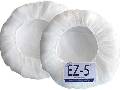 EZ-5 Disposable Bouffant Caps
