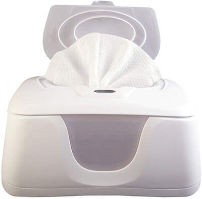 GO GO PURE Baby Wipes Warmer and Dispenser