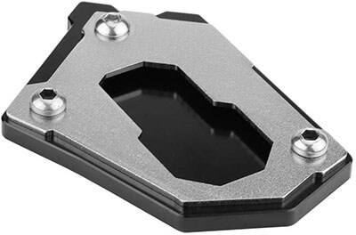 Duokon Ejoyous CNC Motorcycle Side Stand Extension Pad
