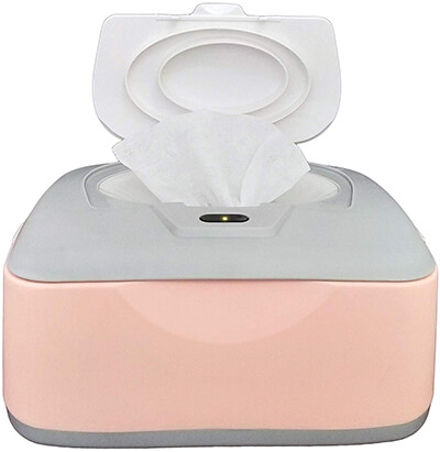 GoGo Pure Baby Wet Wipes Warmer, Dispenser