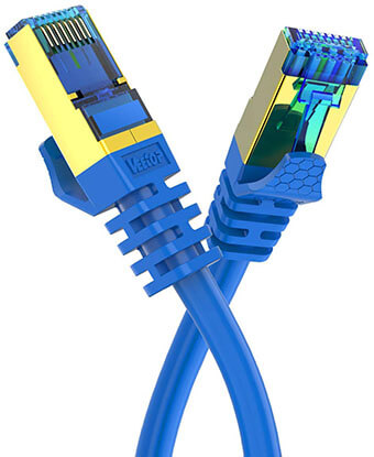 Veetop 40Gbps 2GHz SFTP LAN Network Internet Cables