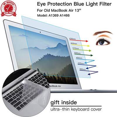 CaseBuy MacBook Air 13 Inch Screen Protector