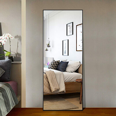Leafmirror Standing Dressing Full Length Mirror
